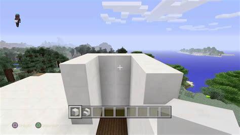 comment faire une maison sur minecraft
