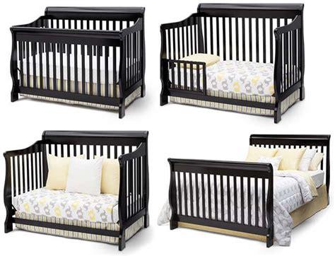 delta crib 4 in 1 grow your baby with delta children canton 4 in 1