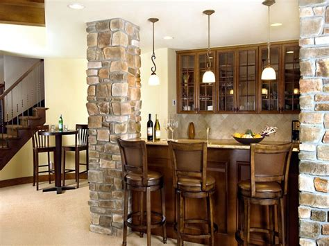 Inside Home Bar by These 15 Basement Bar Ideas Are For The Quot Cave Quot