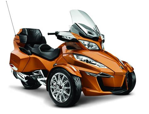 2014 Can Am Spyder by Can Am Spyder Rt 2014 η σκουτερακλα Scooternet