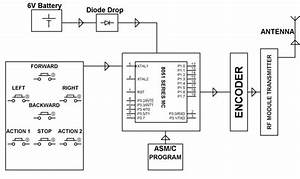 Heat Detector Circuit And Working