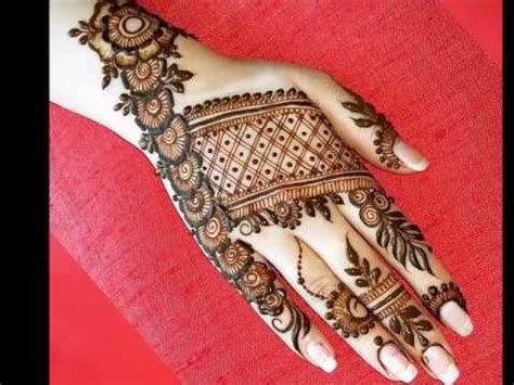 bridal mehndi designs 2017 for youtube