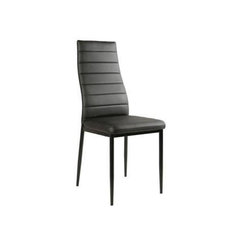 chaise pas cher par 6 chaise pas cher par 6 28 images chaise noir giga