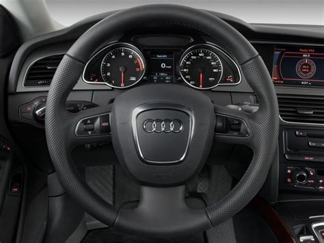 Image 2008 Audi A5 2door Coupe Auto Steering Wheel, Size