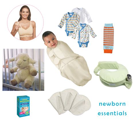 newborn baby essentials the top 10 must items for a newborn