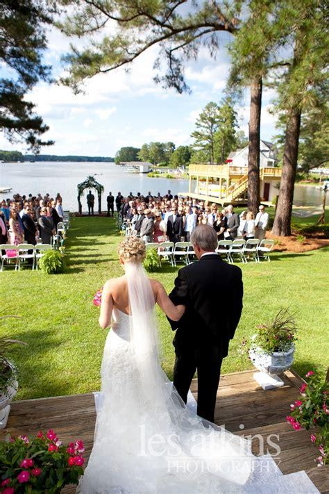 Lake Gaston Wedding Dreams Really Do Come True Les