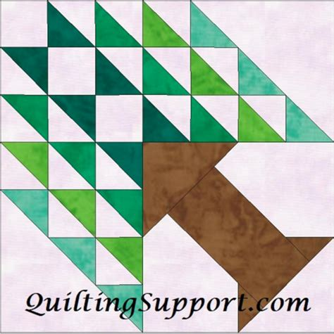 Tree Of Paradise Quilt Template Pattern free quilt pattern free tree of paradise 10 inch template