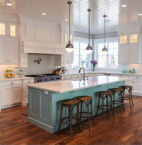 kitchen island counters counter vs bar height centsational style