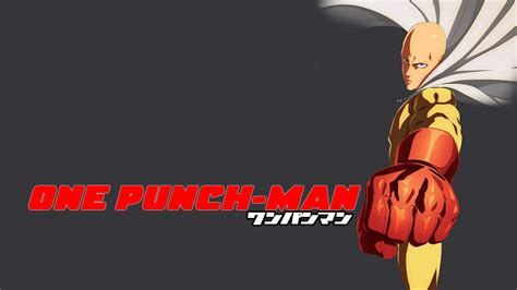 One Punch Man Hd Wallpaper Wallpapersafari