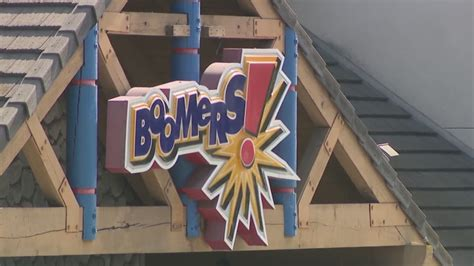Is a family fun center with locations across california offering fun indoor and outdoor activities for all ages. Boomers! Vista reopens   FOX 5 San Diego