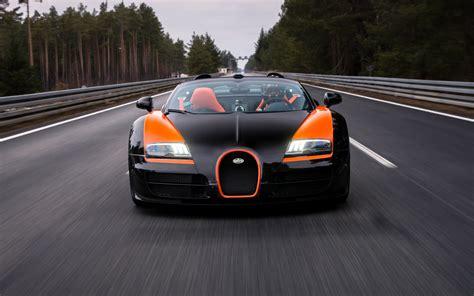 bugatti veyron  grand sport vitesse takes convertible