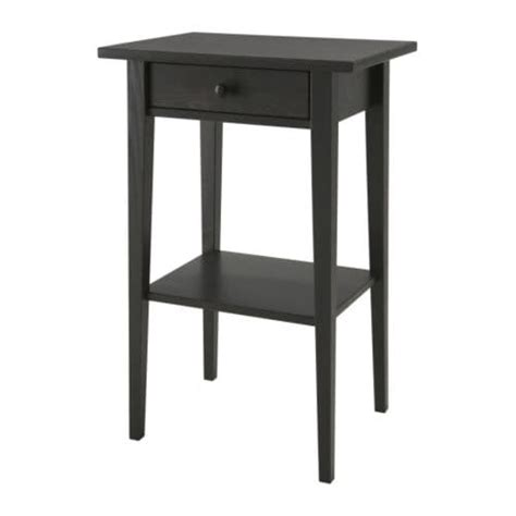 ikea hemnes nightstand hemnes nightstand black brown ikea