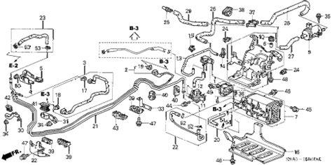 Honda Online Store Crv Fuel Pipe Parts