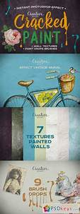 Vintage Cracked Paint Effect 539815 » Free Download ...