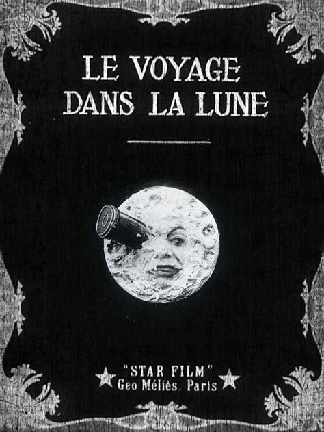 george melies poster movie classics by matthieu blomme i le voyage dans la