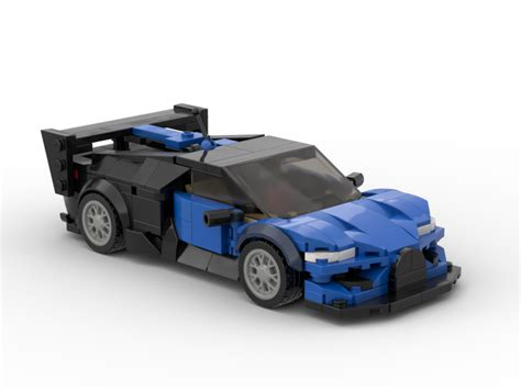 Also set sale alerts and shop exclusive offers only on shopstyle. LEGO MOC Bugatti Vision GT by legotuner33 | Rebrickable - Build with LEGO