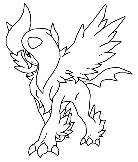 Pokemon Magmortar Coloring Pages Cute