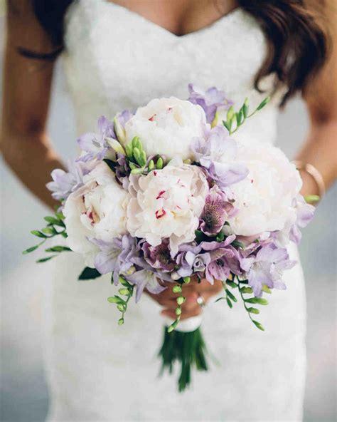beautiful purple wedding bouquets  love martha