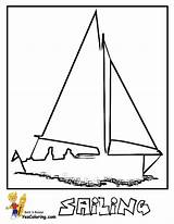 Coloring Boat Sailing Sail Pages Yescoloring Sheet Ships Easy Tall Classic Ship Boats Superb sketch template