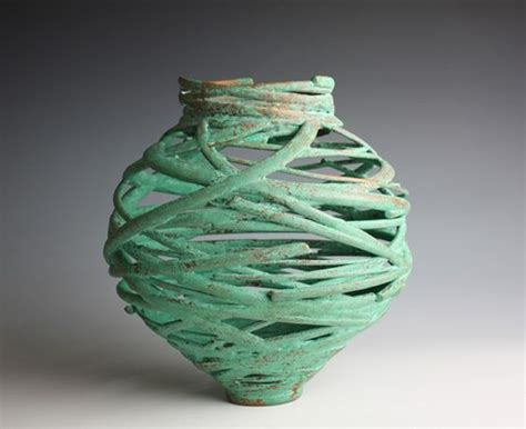 negative space  images ceramics projects coil