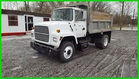 1994 Ford L9000 Dump Trucks For Sale 17 Used Trucks From
