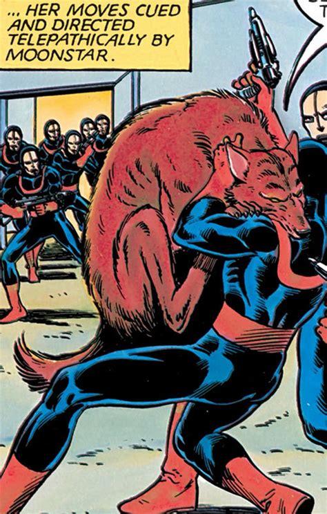 wolfsbane  mutants marvel comics rahne sinclair