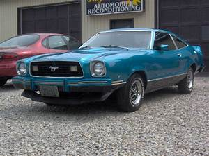 Ford Mustang Photo Gallery: 1978 Mach 1 | Shnack.com