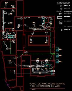 Air Conditioning DWG Block For AutoCAD DesignsCAD