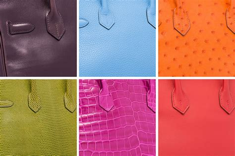 The Ultimate Guide To Hermès Leathers
