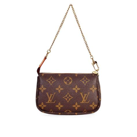 louis vuitton monogram mini pochette luxity