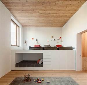 Chambre D Enfant Ikea : chambre enfant mixte fille et gar on la solution pratique ~ Teatrodelosmanantiales.com Idées de Décoration