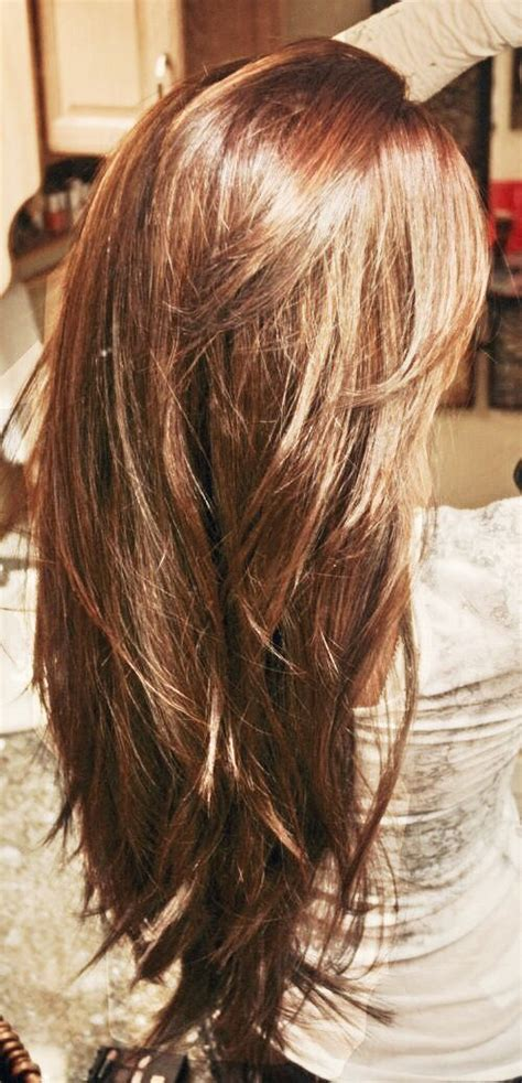 1000 ideas about layered hairstyles on pinterest long