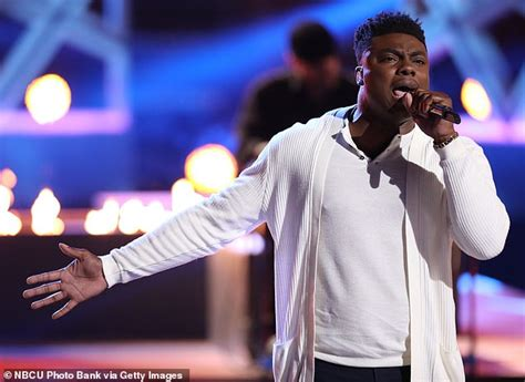 kirk jay blind audition the voice kirk jay dedicates song to fan battling cancer