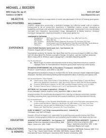 resume appliance repair technician resume names for