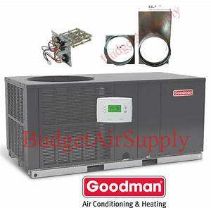 5 Ton 14 Seer Goodman A  C U0026quot All In One U0026quot Package Unit