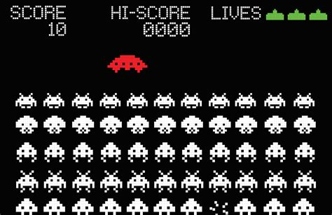 black and white pictures for bedroom space invaders wallpaper wall mural muralswallpaper co uk