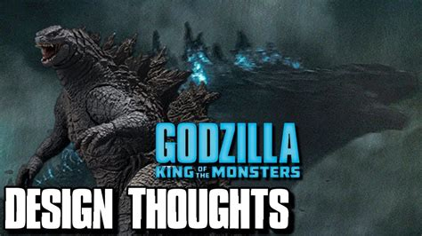 Godzilla (2019) Design & Figure Thoughts