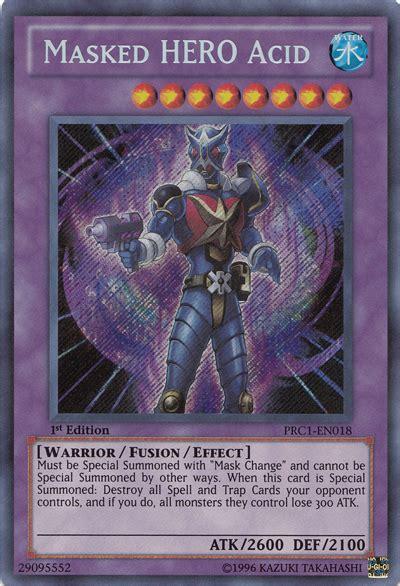 card trivia masked hero acid yu gi oh fandom powered