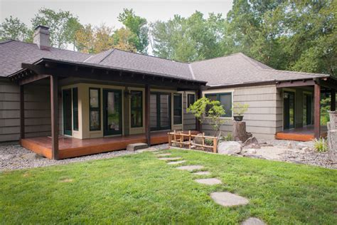 Japanese Style House  Asian  Exterior  New York By