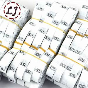 wholesale 1roll lotabout 500pcs garment label clothing With bulk clothing tags