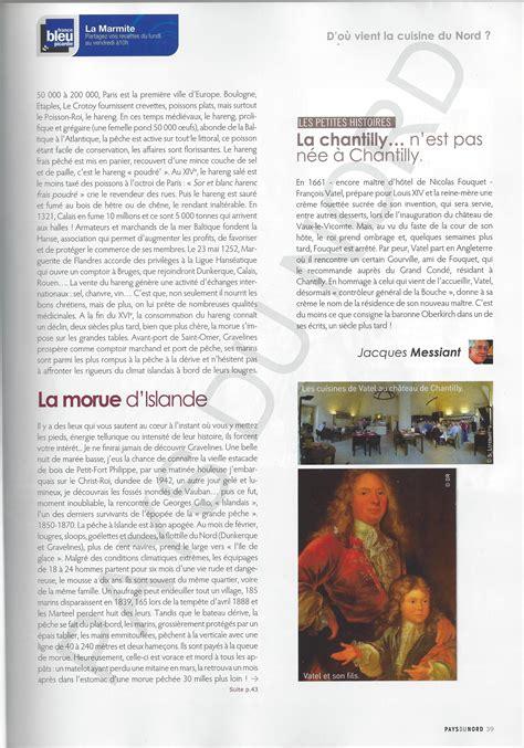 histoire de la cuisine histoire du virolois histoire de la cuisine du nord partie 2
