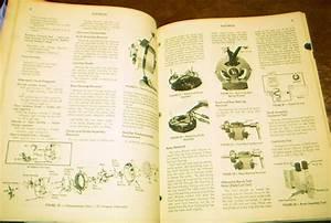 1942 Nash Repair Shop Manual Book Ambassador 600 Model