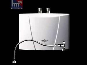 Durchlauferhitzer 18 Kw Elektronisch : untertisch durchlauferhitzer elektronisch 230v youtube ~ Eleganceandgraceweddings.com Haus und Dekorationen