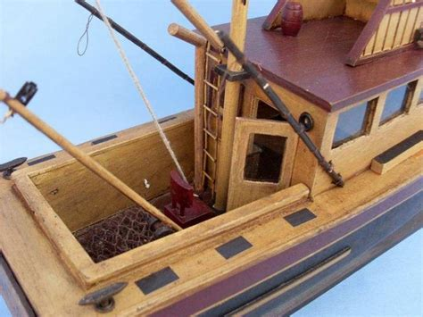 jaws orca  famous ship   movies wood model