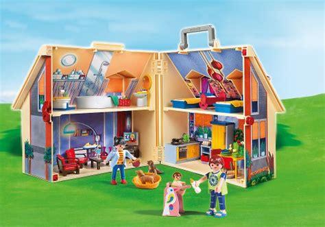 playmobil 5167 jeu de construction maison transportable toutes les promotions du web
