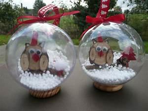 Boule Noel Transparente : decoration de boules de noel transparentes regalos caros de navidad ~ Melissatoandfro.com Idées de Décoration