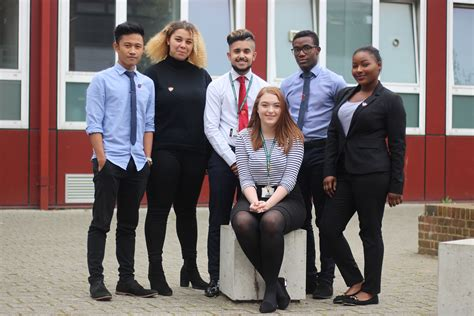 Meet The Sixth Form Prefects