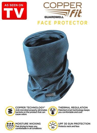 copper fit guardwell face protector drleonardscom