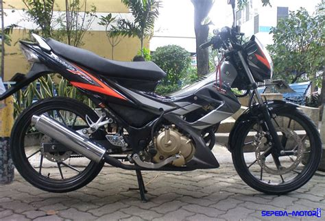 Date Modifikasi Satria Fu by Satria Fu Info Sepeda Motor