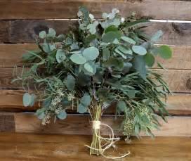 silver drop eucalyptus diy tutorial mixed eucalyptus bouquet confetti